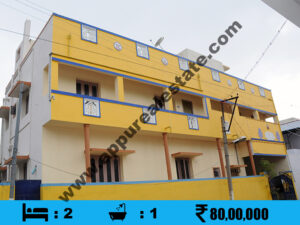 2 BHK House for sale in Thiruvanaikoil, Trichy