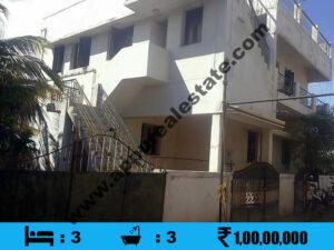 3 BHK Used House for sale in Karumandapam, Trichy