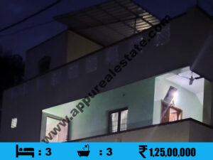 3 BHK Used House for sale in Thiruvanaikoil, Trichy