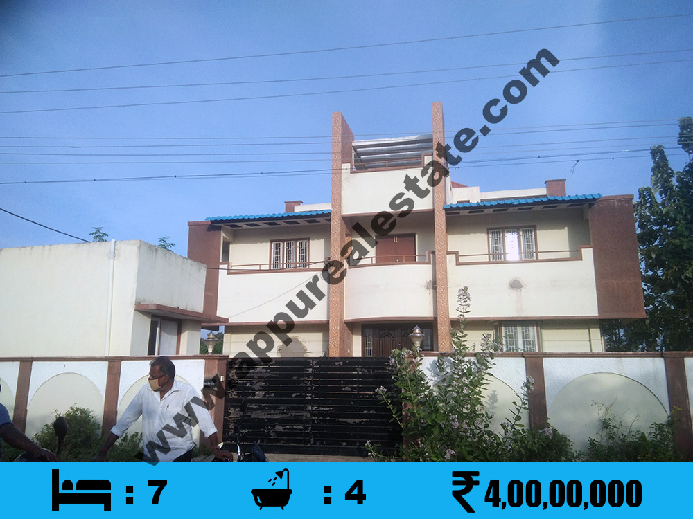 7 BHK Old House for sale in Srirangam, Trichy