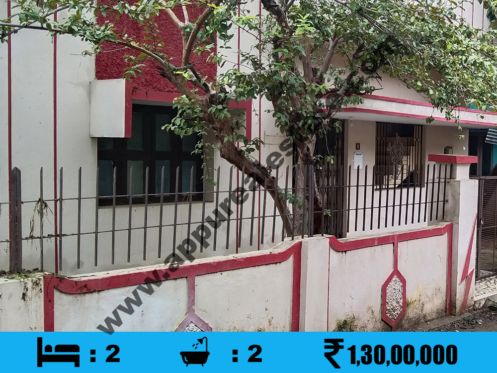 2 BHK Old House for sale in Srirangam, Trichy