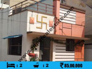 2 BHK House for sale in Trichy, Woraiyur