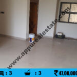 3 BHK Used Apartment for sale in EB Road, Trichy