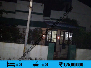 3 BHK Old house for sale in Srirangam, Trichy