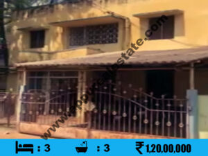 House for sale in Trichy, Kattur