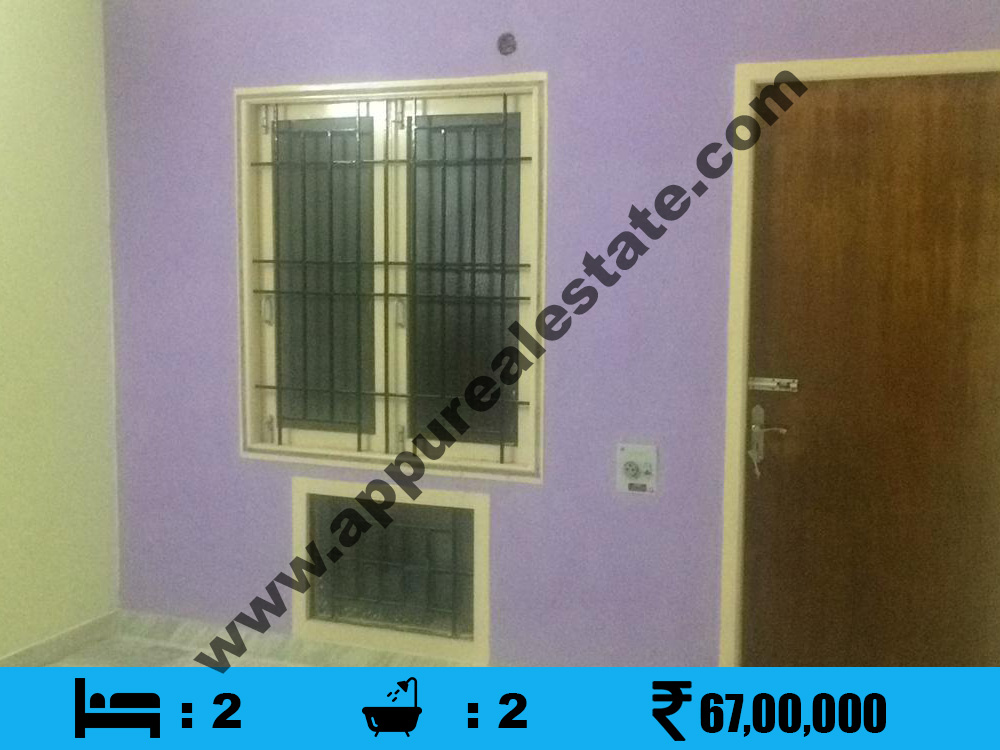 Resale Apartment for sale in Thillai Nagar