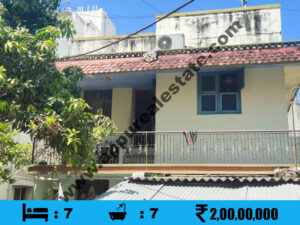 House for sale in Thiruvanaikoil