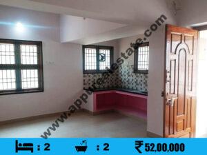 Used 2 BHK Apartment for sale in Srirangam