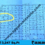 DTCP Approved Plot for sale in Vasan Nagar