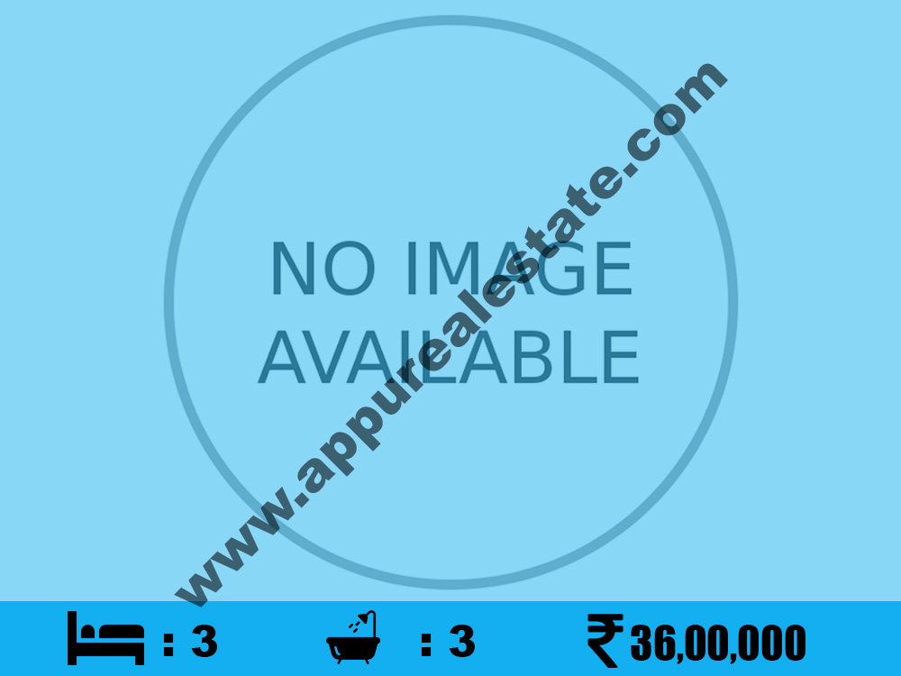 Used 3 BHK Apartment for sale in Thiruvanaikoil